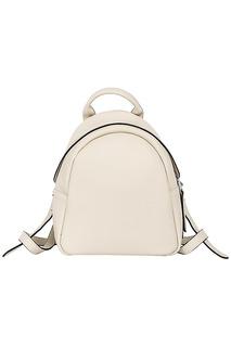 Светло-бежевый рюкзак La Reine Blanche