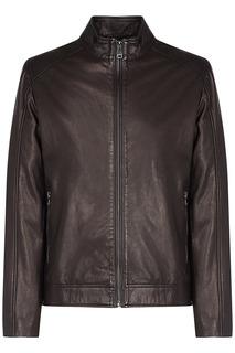 Мужская куртка из натуральной кожи Al Franco