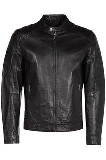 Мужская куртка из натуральной кожи Urban Fashion for men