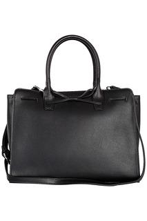 Черная сумка в руку La Reine Blanche