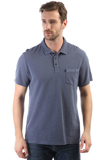 Поло Rip Curl Amped Polo Blue Indigo