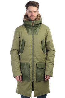 Куртка парка Colour Wear Satchel Parka Loden Olive