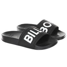 Шлепанцы женские Billabong Legacy Sandal Off Black