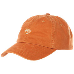 Бейсболка классическая Diamond Brilliant Sports Hat Burnt Orange
