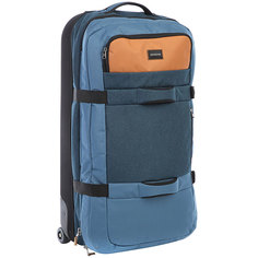 Сумка дорожная Quiksilver New Reach 100 L Blue Nights Heather