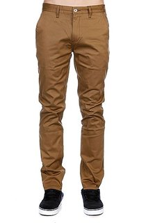 Штаны Etnies Cash Out Chino Pant Tobacco