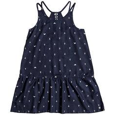 Платье детское Roxy Momentsoftime Dress Blues Watercol