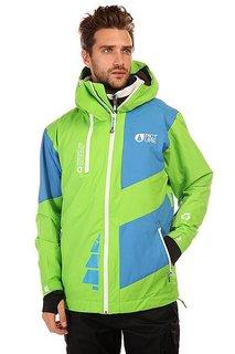 Куртка Picture Organic Arpin Green/Blue