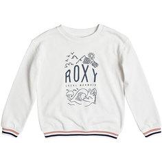 Толстовка классическая Roxy Shinealldaynigh Marshmallow