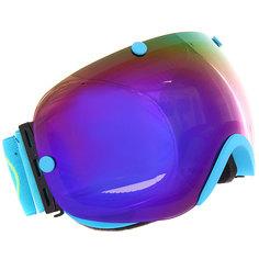 Маска для сноуборда Vizzo Spherix Blue Ionized/Blue