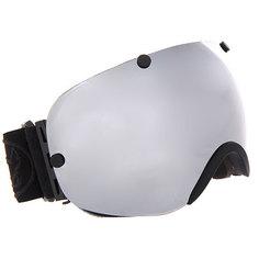 Маска для сноуборда Vizzo Vizzo Spherix Grey Mirror