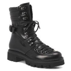 Ботинки NANDO MUZI T466LAI черный