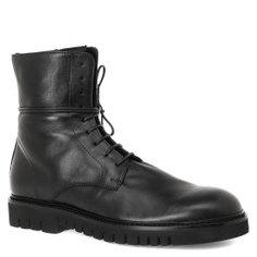 Ботинки ERNESTO DOLANI 2129M черный