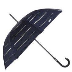 Зонт полуавтомат JEAN PAUL GAULTIER 666 темно-синий