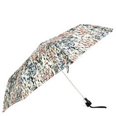 Зонт полуавтомат JEAN PAUL GAULTIER 1285 оранжевый