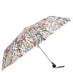 Зонт полуавтомат JEAN PAUL GAULTIER 1285 красный