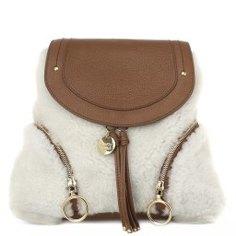 Рюкзак SEE by CHLOE S17WS923 светло-коричневый