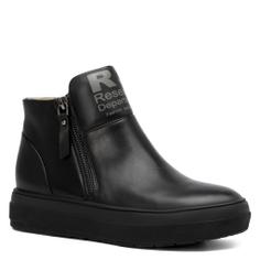 Ботинки REJOIS RA0343 черный