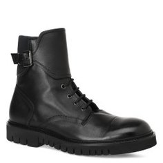 Ботинки ERNESTO DOLANI LAB6 черный