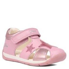 Сандалии GEOX B820AD розовый