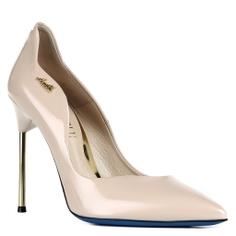 Туфли LORIBLU Z22202ZS бежево-розовый