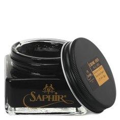 Крем для обуви SAPHIR CREME 1925 черный