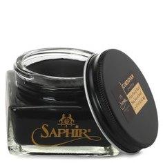Крем для обуви SAPHIR CREME CORDOVAN MEDAILLE DOR черный