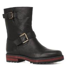 Ботинки JIL SANDER NAVY JN29105 черный