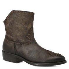 Ботинки INUOVO PLUTO коричнево-зеленый