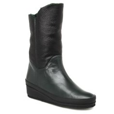 Ботинки PAKERSON 28711 темно-зеленый