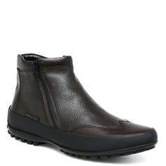 Ботинки PAKERSON 34240 темно-коричневый