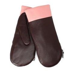 Перчатки KENZO 2AC202 темно-коричневый
