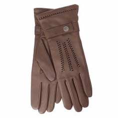 Перчатки AGNELLE NEW_CELINE/A серо-коричневый