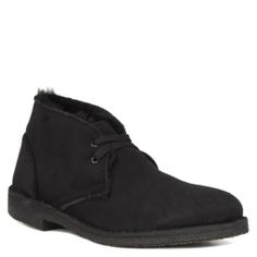 Ботинки LORIBLU WDS82BW3 черный