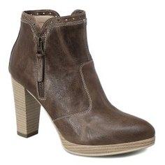 Ботинки NERO GIARDINI P805006D коричневый