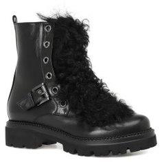 Ботинки NANDO MUZI T411LAI черный