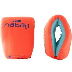 Нарукавники Для Плавания Розовые Из Пеноматериала Nabaiji