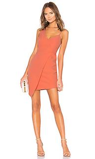 Асимметричное платье micaila - BCBGMAXAZRIA