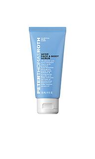 Акне очищающее средство acne face & body scrub - Peter Thomas Roth