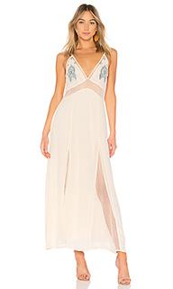 Платье-комбинация amman - Cleobella