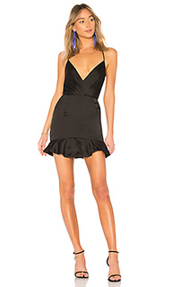 Кружевное мини-платье marilyn - NBD