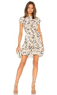 Шелковое платье sofia - Rebecca Taylor