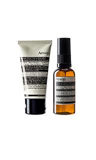 Набор для бритья moroccan neroli - Aesop