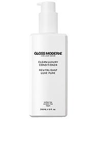 Кондиционер для волос clean luxury - GLOSS MODERNE