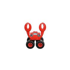 "Маленкая машинка Fisher-Price ""Вспыш и чудо-машинки"" Грузовик краб Mattel"