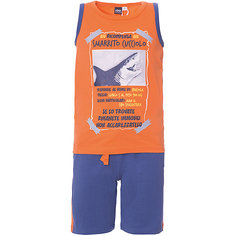 Комплект: шорты, майка iDO для мальчика
