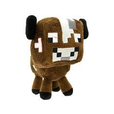"""Мягкая игрушка """"Детеныш грибной коровы"""", Minecraft Jazwares"""