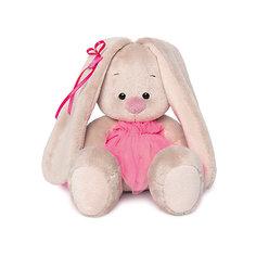 Мягкая игрушка Budi Basa Зайка Ми в ярко-розовой юбочке «фонарик», 15 см