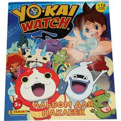 """Альбом с наклейками Panini """"Yokai Watch. Екай вотч"""", 15 наклеек"""