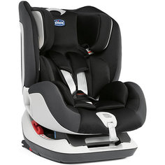 "Автокресло Chicco ""Seat-Up 012"" Jet Black, группа 0/1/2"
